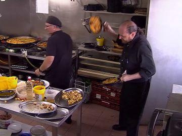 Alberto Chicote en Pesadilla en la cocina: El Racó Maritim