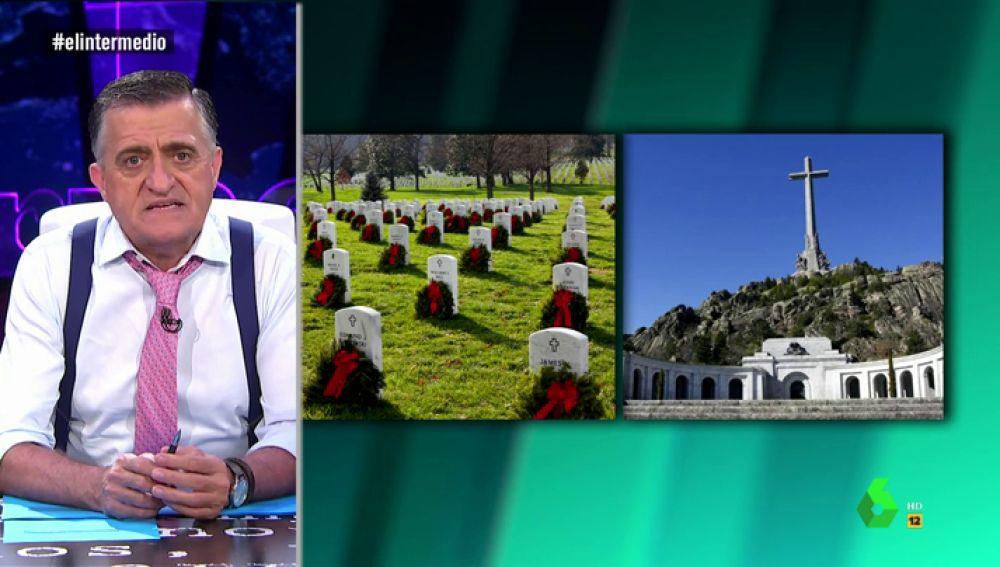 Wyoming, el cementerio de 'Arlington' y el Valle de los Caídos