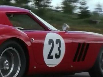 A subasta este Ferrari de 1962