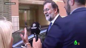 """Dani Mateo, sobre la llegada de Rajoy a Santa Pola: """"Llegó a firmar registros y ha acabado firmando autógrafos"""""""