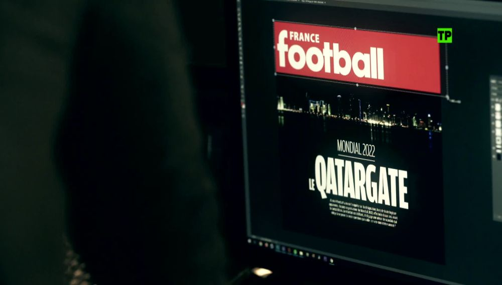 Mamen Mendizábal estrena 'Scoop' con el 'Qatargate'