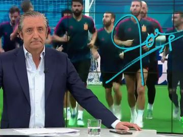 """Josep Pedrerol: """"Os criticamos porque esperamos mucho de vosotros. Porque confiamos mucho en vosotros"""""""