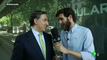 La 'pulla' de Joserra a Mariano Rajoy