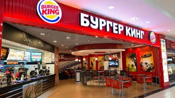Establecimiento de Burger King en Rusia