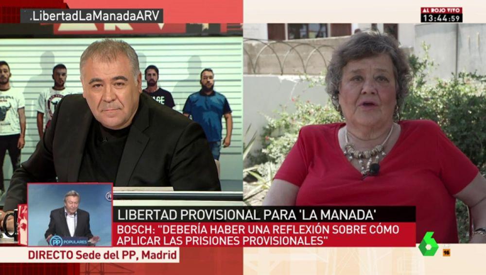La abogada Cristina Almeida