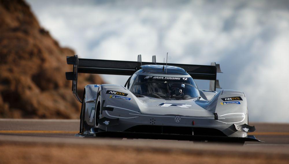El Volkswagen eléctrico se presenta para batir el récord de Loeb en Pikes Peak