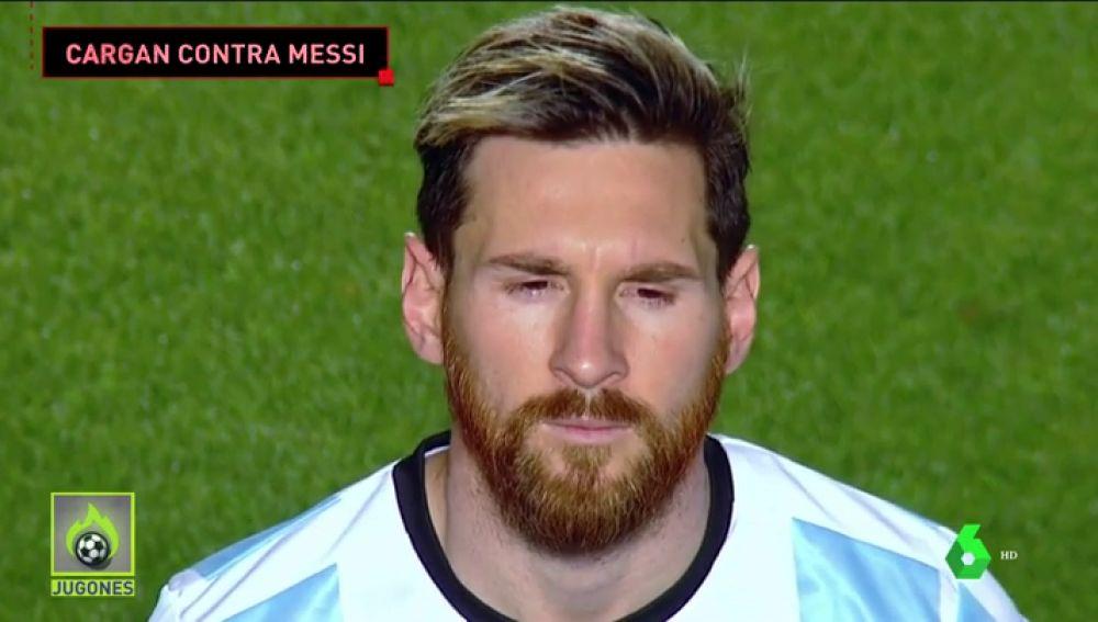 La prensa argentina pide que Messi renuncie a la Selección