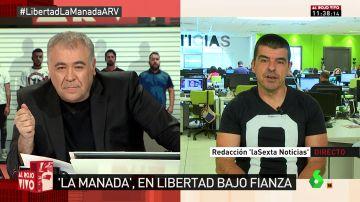 Manu Marlasca, jefe de Investigación de laSexta