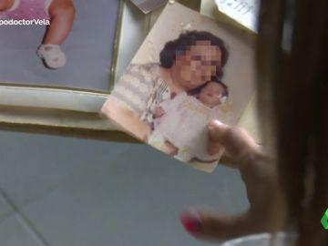 """El duro testimonio de la última bebé robada por el doctor Vela: """"Mis padres pagaron hasta un millón de pesetas"""""""