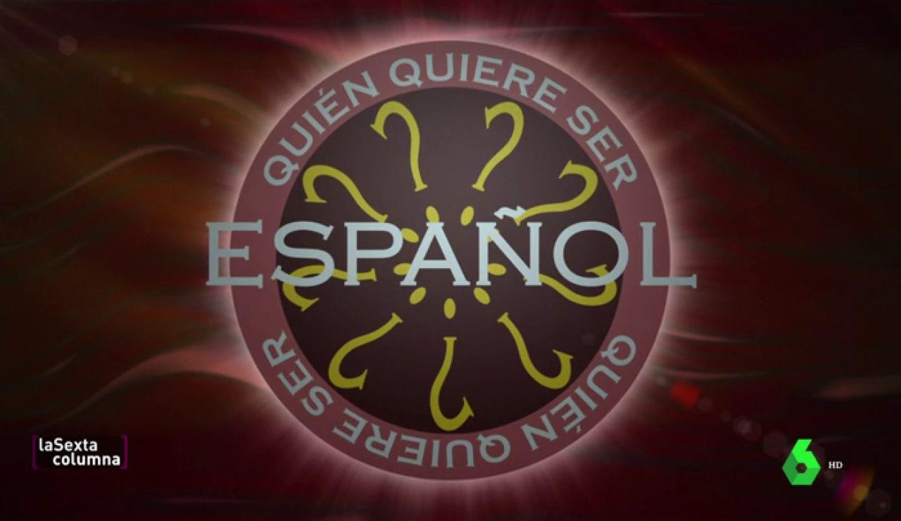 '¿Quién quiere ser español?': pon a prueba tu españolidad con el test que hacen aquellos que quieren la nacionalidad