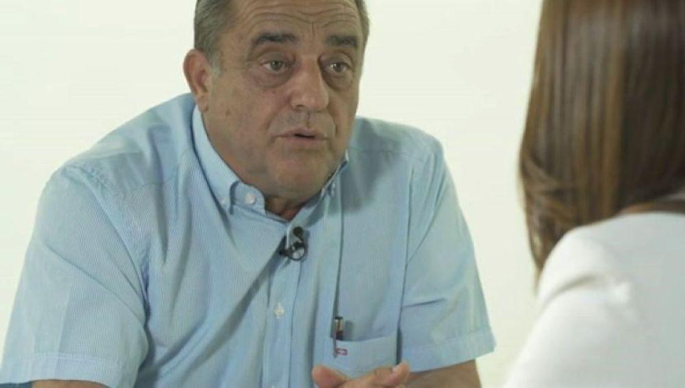 Expediente Marlasca habla con el tío del niño de Somosierra