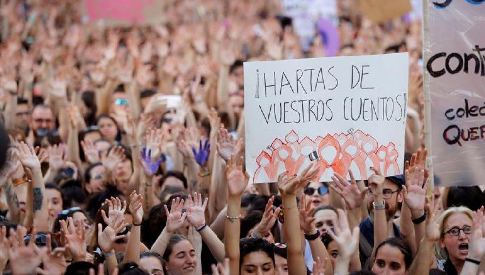 Día de la Mujer 2020: ¿Apoyas la manifestación feminista del 8 de marzo?
