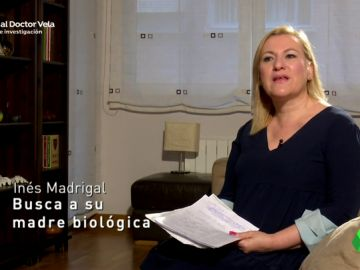 """Inés Madrigal fue 'regalada' a su madre adoptiva por el doctor Vela: """"Le dijo que tenía que simular una barriga falsa"""""""