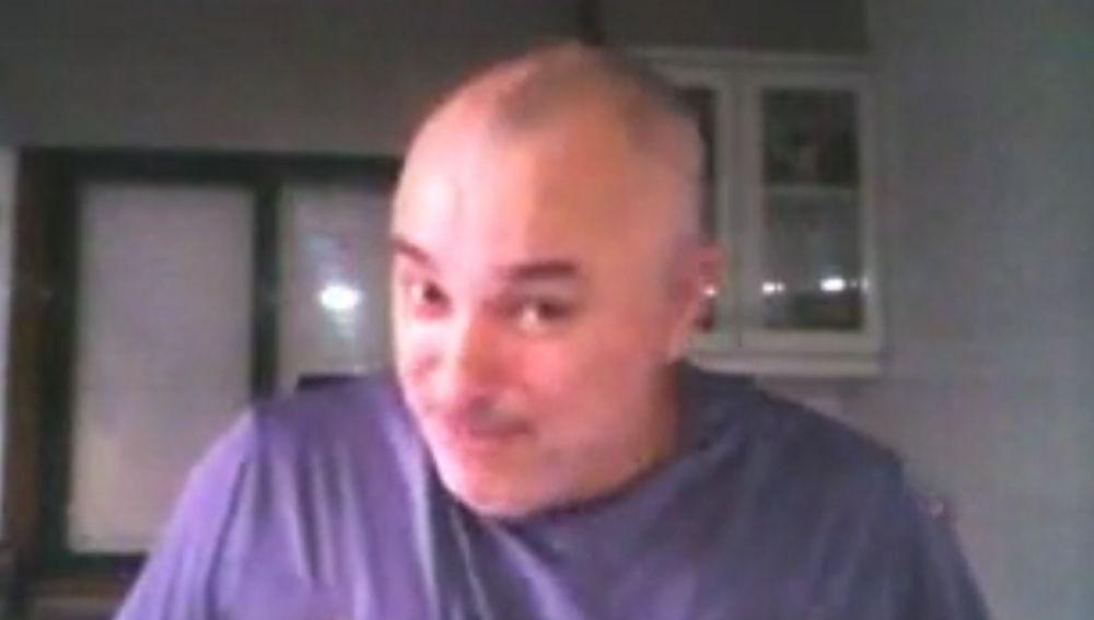 Luciano Méndez Naya, profesor de la Universidad de Santiago