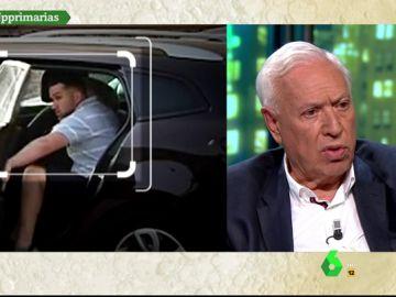 El candidato a la Presidencia del PP, José Manuel García-Margallo