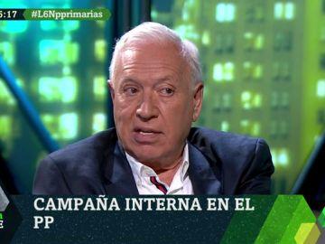 García-Margallo en laSexta Noche