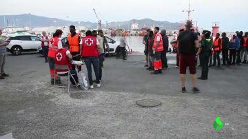 Salvamento marítimo rescata a 569 personas a bordo de 21 pateras
