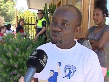 """Los migrantes del Aquarius, esperanzados una semana después de llegar a España: """"Quiero encontrar trabajo y darles una vida mejor"""""""