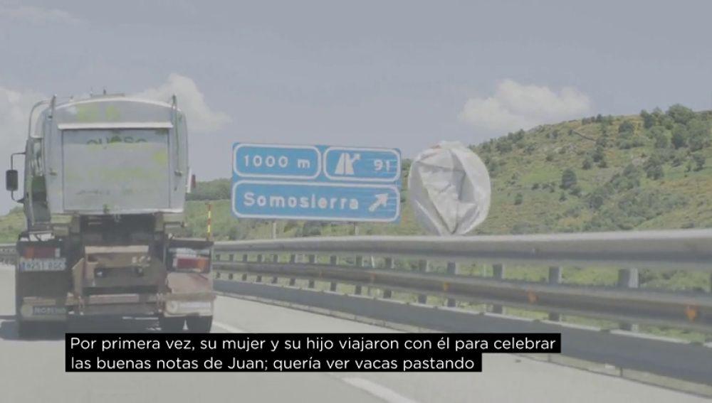 Expediente Marlasca reconstruye la desaparición del niño de Somosierra 32 años después del accidente