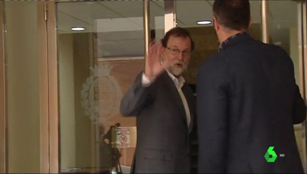 Mariano Rajoy podría cambiar su plaza comoregistrador de la propiedad por una en Madrid