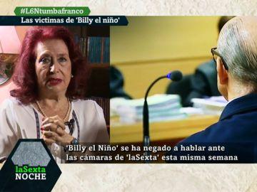 Lidia Falcón, víctima de torturas
