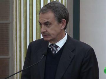 Rodríguez Zapatero en Bolivia