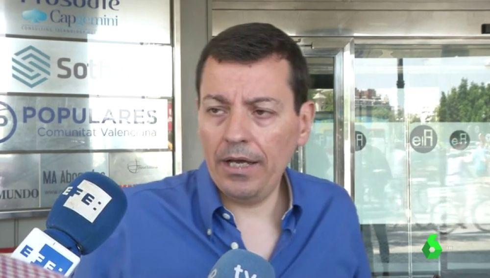 José Luis Bayo irá a los tribunales si el PP no investiga su candidatura