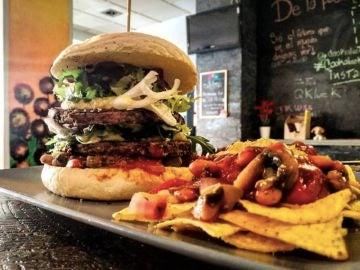 Los restaurantes veganos se multiplican