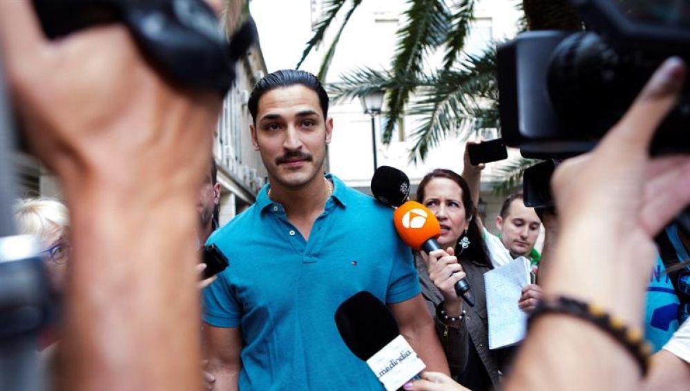 Alfonso Jesús Cabezuelo, uno de los miembros de 'La Manada'