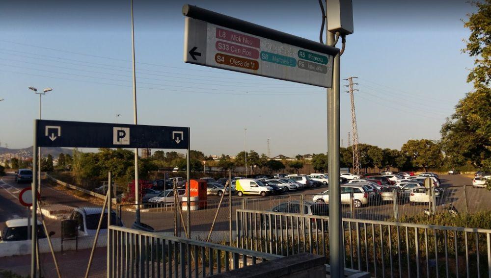Estación de Sant Boi