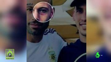 ¿Agredió Pavón a Mascherano tras la derrota ante Croacia?