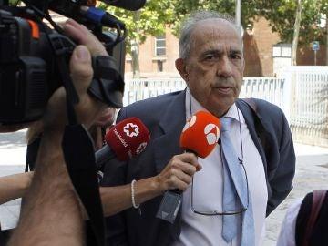 Enrique Álvarez Conde, director del máster de la URJC que cursó Cifuentes