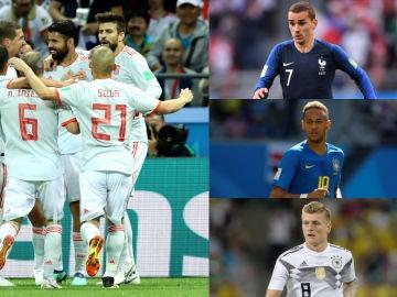 La Selección evitaría a las favoritas si pasa como primera