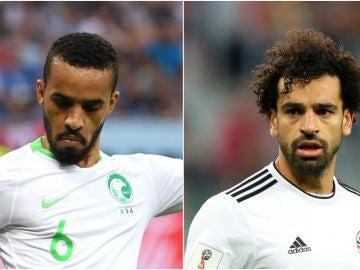 Arabia Saudí vs Egipto en el Mundial de Rusia
