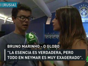 """Neymar, criticado en Brasil tras sus lágrimas ante Costa Rica: """"Tiene sus pasos calculados"""""""