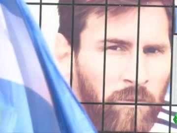 La prensa argentina pide que Messi no juegue ante Nigeria