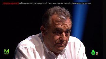 Juan García, tío de Juan Pedro 'el niño de Somosierra'