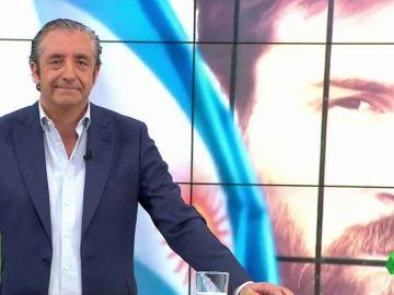 """Josep Pedrerol: """"A los mejores se les ve en los grandes acontecimientos. Y a Messi y Neymar, la selección se les sigue atragantando"""""""