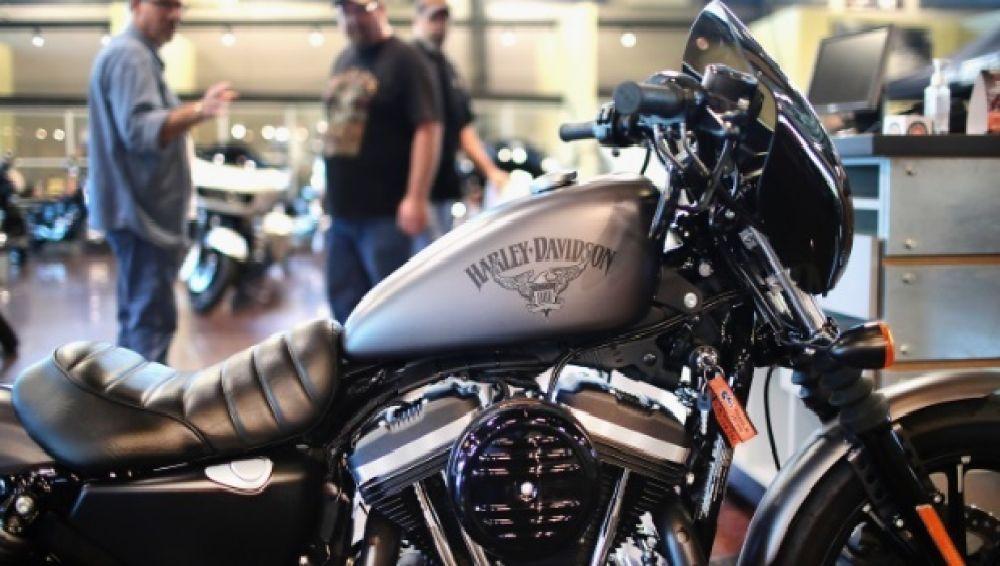 Harley Davidson trasladará parte de su producción fuera de EE.UU. por el aumento de los aranceles europeos