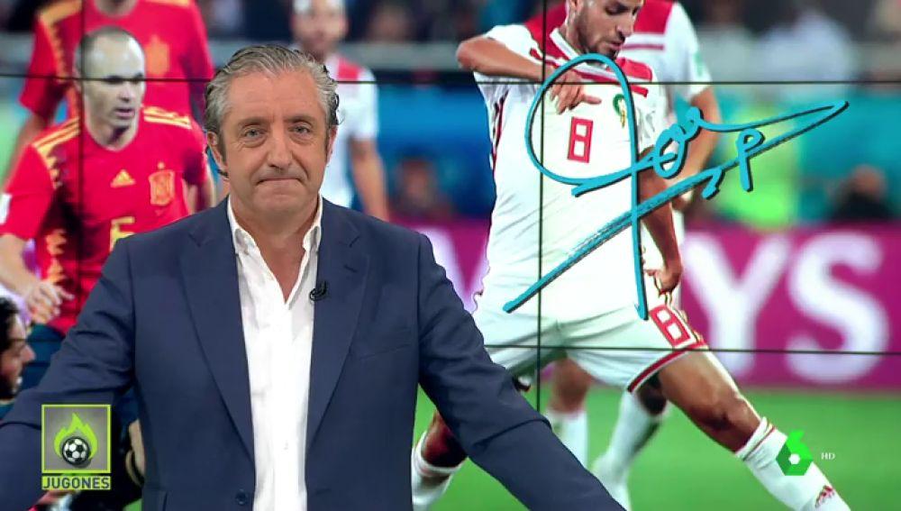"""Josep Pedrerol: """"Solo hay una cosa buena de todo lo que ocurre en la Selección. Estamos en Octavos"""""""