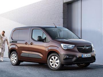 Nuevo Opel Combo Van, la opción más trabajadora de la familia