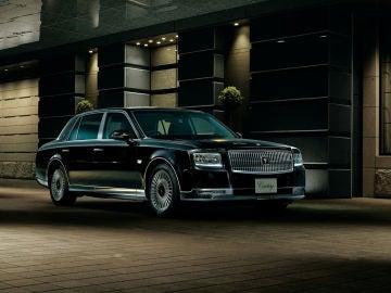 Toyota Century, el lujo imperial destinado a los emperadores