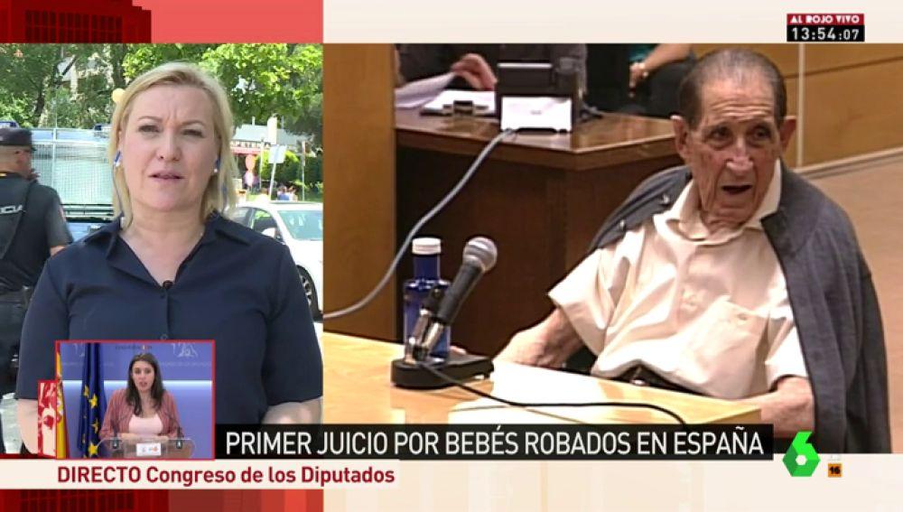 """Inés Madrigal, bebé robada: """"El doctor Vela está fingiendo cuando dice que no recuerda nada"""""""