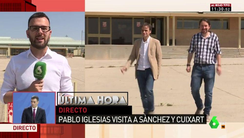 Iglesias visita Soto del Real