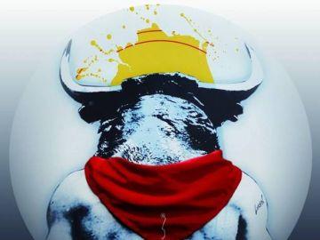 Cartel de la Feria del Toro de San Fermín para 2018