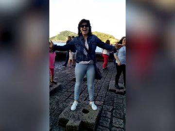 Visitando el Peine del Viento en San Sebastián