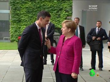 """Dani Mateo, sobre los encuentros entre Sánchez y Merkel: """"Los tortolitos comparten confidencias ajenos al resto de los mandatarios"""""""