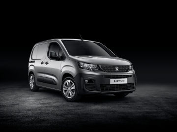 Peugeot Partner 2018