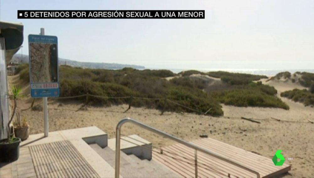 Ingresa en un centro de menores uno de los detenidos acusados de una presunta agresión sexual en Gran Canaria