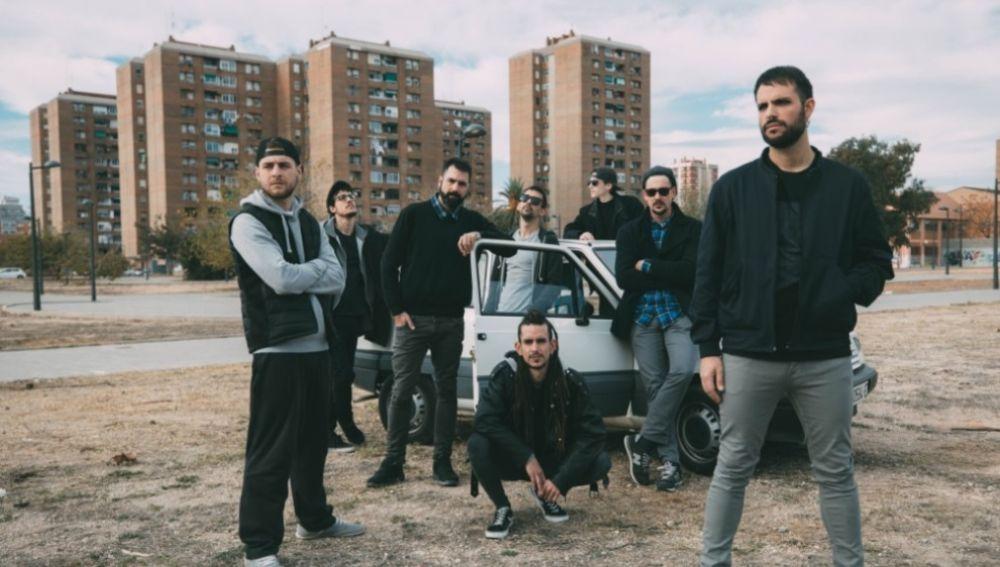 Grupo de rock Vadebo